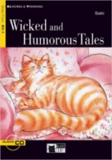 Whicked and humorous tales. Con audiolibro. CD Audio