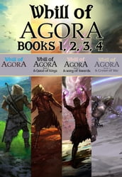 Whill of Agora Bundle (Books 1-4)