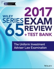Wiley FINRA Series 65 Exam Review 2017