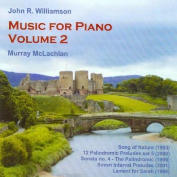 Williamson piano music,.2