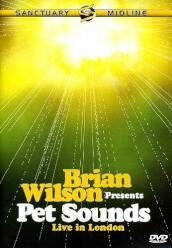 Wilson brian presents pet sounds - live in london (DVD)