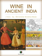 Wine in Ancient India