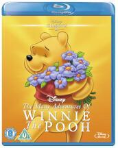 Winnie The Pooh The Many Adventures  (Blu-Ray)