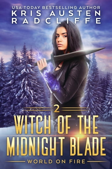 Witch of the Midnight Blade Part Two