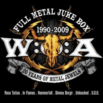 W.o.a. 20 years of metal
