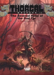 Wolfcub - Volume 2 - The Severed Hand of the God Tyr