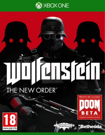 Wolfenstein - The New Order Day One Ed.