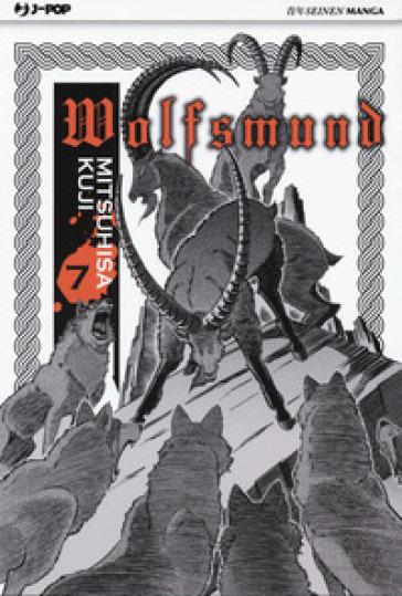 Wolfsmund. 7. - Mitsuhisa Kuji | Thecosgala.com