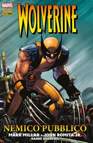 Wolverine. nemico pubblico marvel collection mark millar john