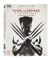 Wolverine - L'immortale (3 Blu-Ray)(3D+2D) (extended edition)