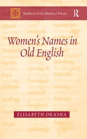 Women s Names in Old English