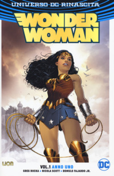Wonder Woman. Anno uno. 1. - Greg Rucka |