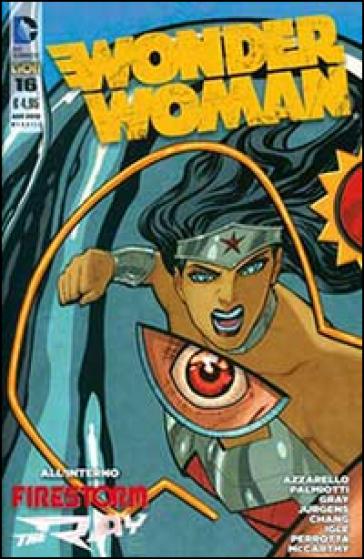 Wonder woman. 16.