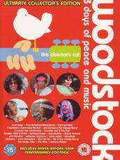 Woodstock: 3 Days Of Peace & Music (Ultimate Collector s Edition) (4 Dvd)