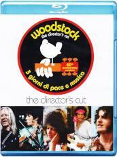 Woodstock - The director s cut (2 Blu-Ray)(40° anniversary revisited)