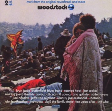 Woodstock: music from the orig