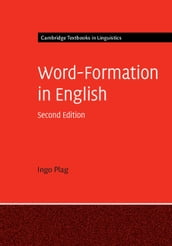 Word-Formation in English