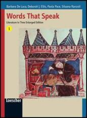 Words that speak. Literature in time. Con espansione online. Per le Scuole superiori. 2.