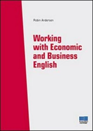 Working with economics and business english