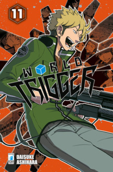 World Trigger. 11. - Daisuke Ashihara | Rochesterscifianimecon.com