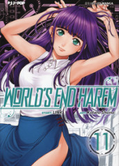 World s end harem. 11.
