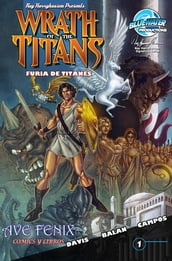 Wrath of the Titans #1: Spanish Edition
