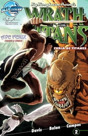 Wrath of the Titans #2: Spanish Edition