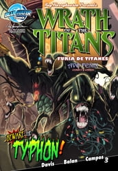 Wrath of the Titans #3: Spanish Edition