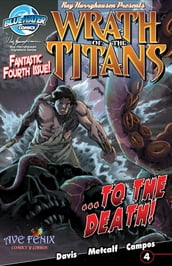 Wrath of the Titans #4: Spanish Edition
