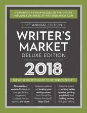 Writer s Market Deluxe Edition 2018
