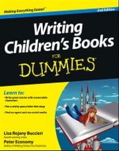 Writing Children s Books For Dummies