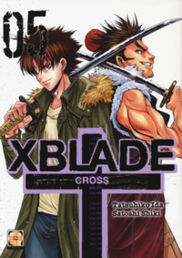X-Blade cross. 5. - Tatsuhiko Ida |