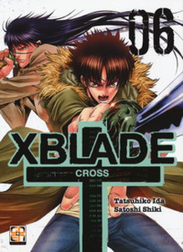 X-Blade cross. 6. - Tatsuhiko Ida   Jonathanterrington.com