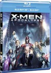 X-Men - Apocalisse (Blu-Ray)(3D)