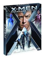 X-Men - Beginning trilogy (3 DVD)