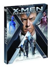 X-Men - Beginning trilogy (3 Blu-Ray)
