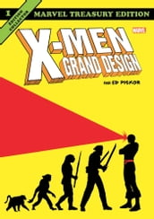 X-Men Grand Design (Par Ed Piskor) T01