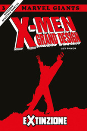 X-Men grand design. Ediz. speciale. 3: Extinzione