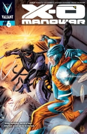 X-O Manowar (2012) Issue 6