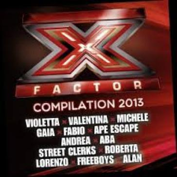 X factor compilation 2013