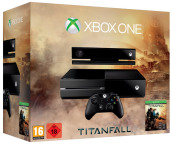 XBOX ONE Kinect Bundle + Titanfall