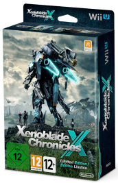 Xenoblade Chronicles X Limited Ed. Pack