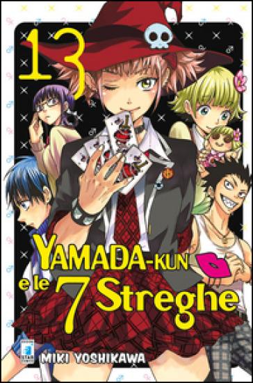 Yamada-Kun e le 7 streghe. 13. - Miki Yoshikawa |