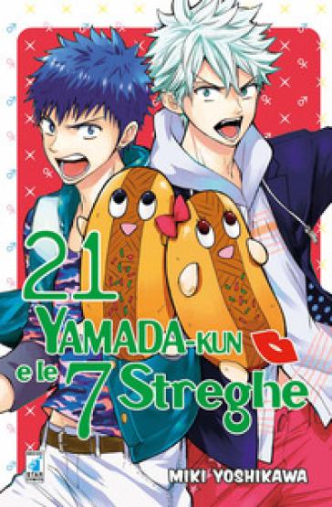 Yamada-Kun e le 7 streghe. 21. - Miki Yoshikawa |