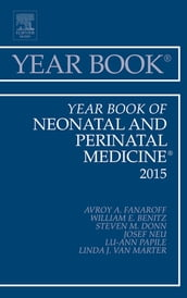Year Book of Neonatal and Perinatal Medicine 2015, E-Book