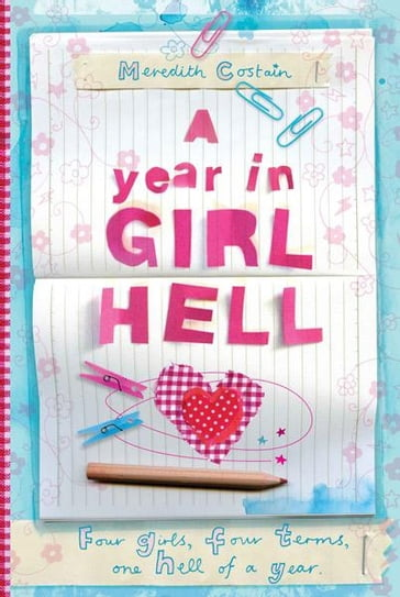 A Year in Girl Hell (4 books in 1)