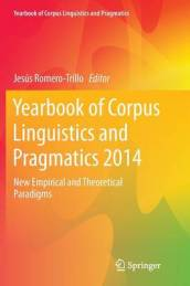 Yearbook of Corpus Linguistics and Pragmatics