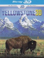Yellowstone 3D (Blu-Ray)(3D+2D)
