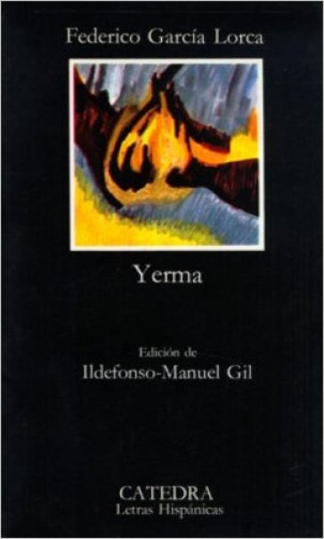 Yerma - Federico Garcia Lorca |