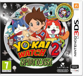 Yo-Kai Watch 2: Spiritossi Day One Ed.
